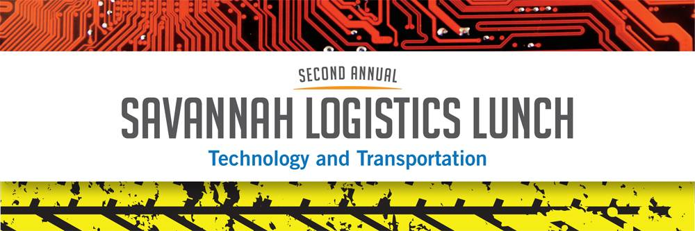 Savannah Logistics Lunch July 21, 2016