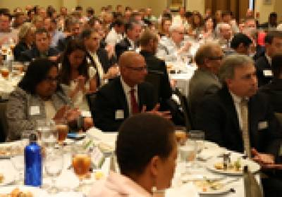 Savannah Logistics Lunch 2015 SRO attendance