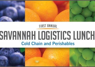 Savannah Logistics Lunch 2015
